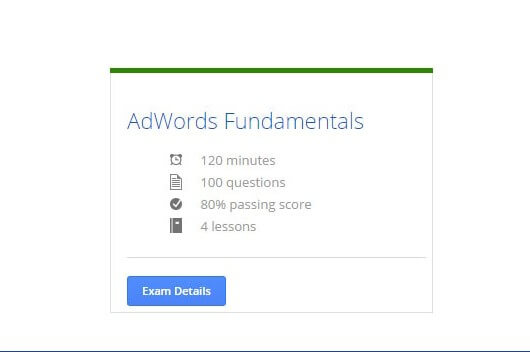 Google ADS Fundamentals