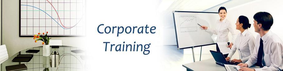 Corporate Training Baner