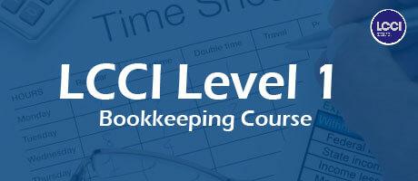 LCCI level 1 Course