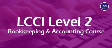 LCCI level 2 computerised bookkeeping