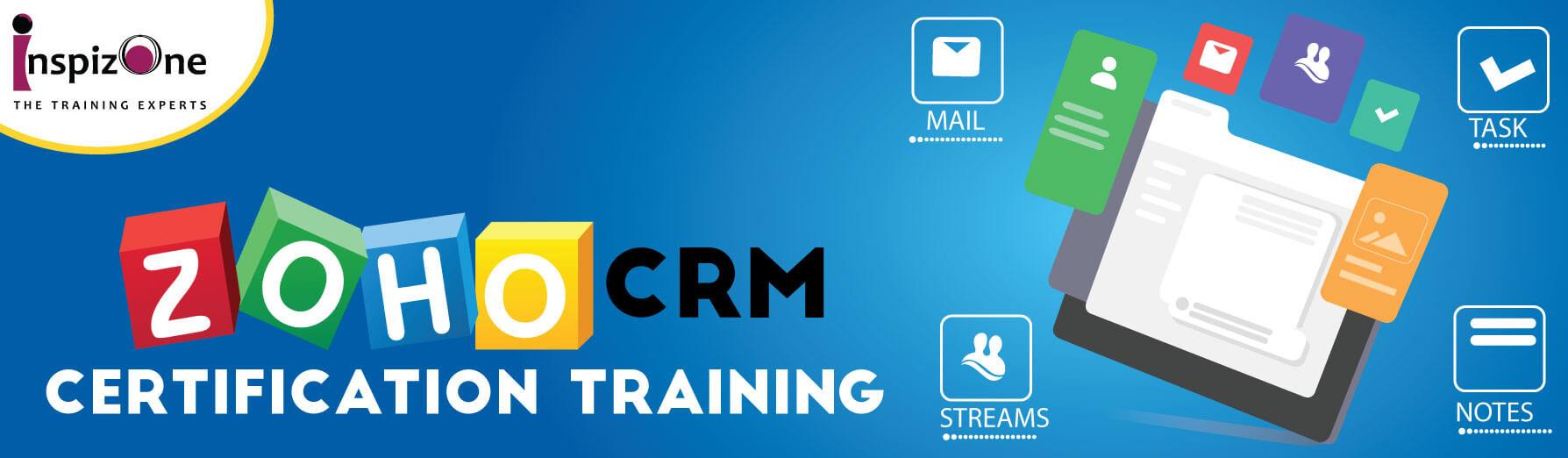Zoho CRM Administrators Training Course