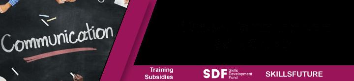 Communication Training Course Singapore